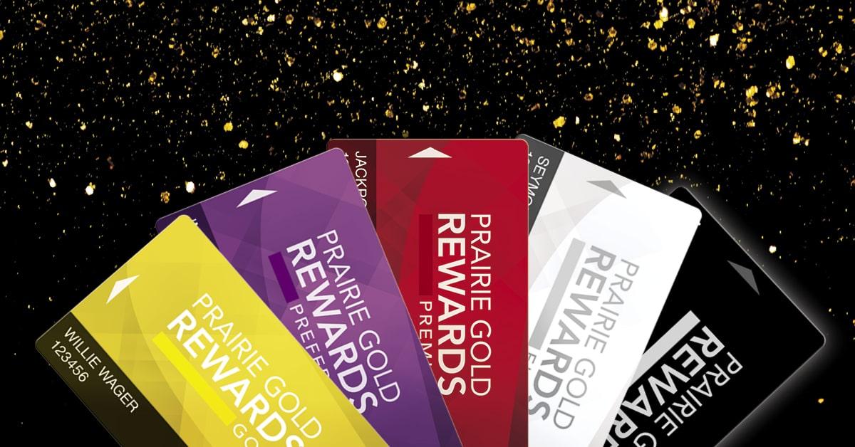 Prairie Meadows Prairie Gold Rewards