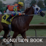 View Condition Books on Equibase